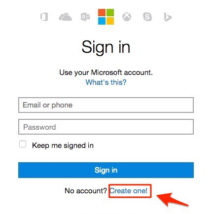 Outlook-Hotmail-login-and-enter-email